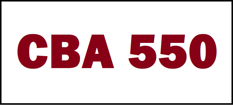 CBA550 Branch Adapter
