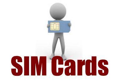 SIM Information
